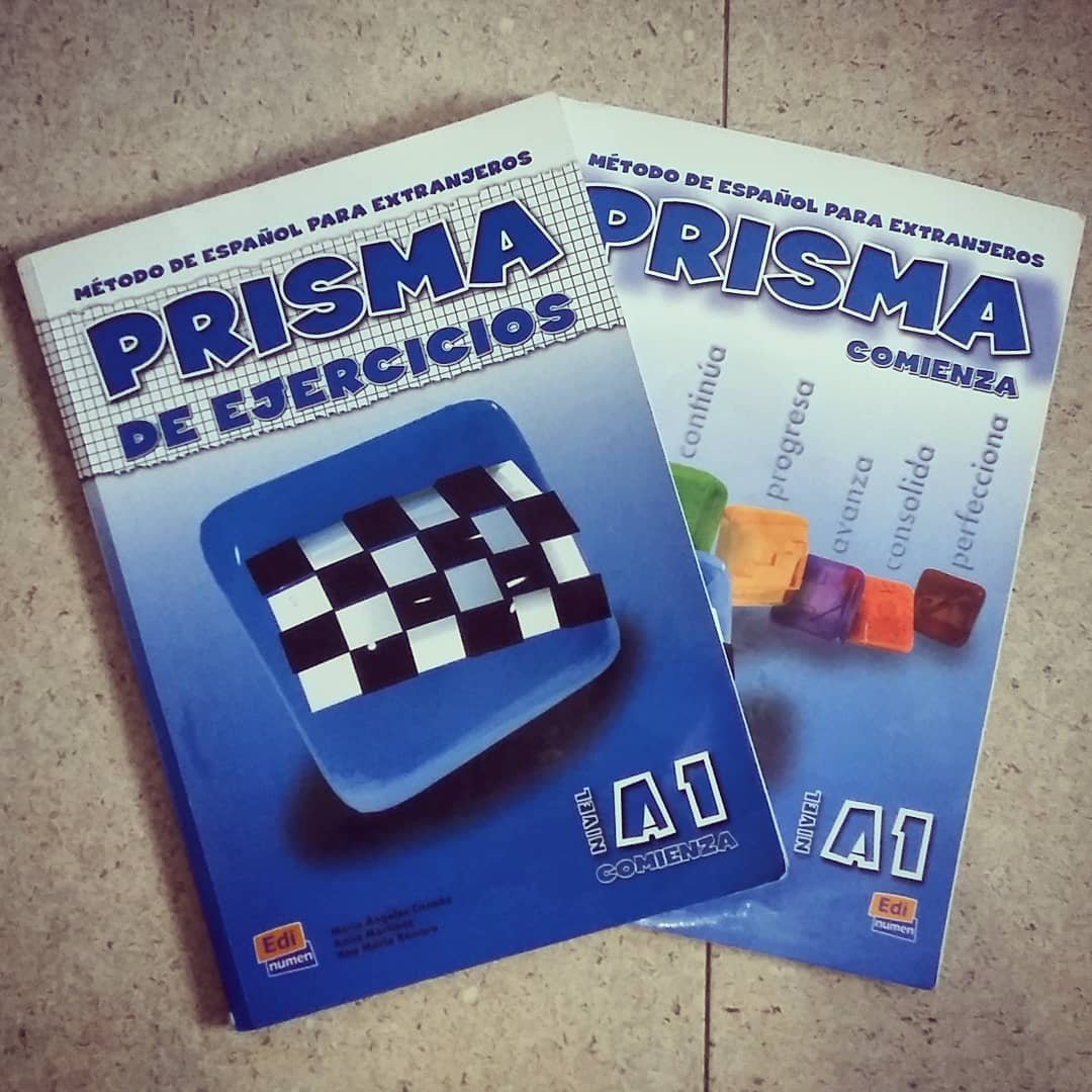 Spanish language books