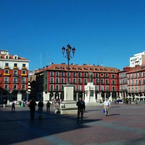 valladolid plaza mayor